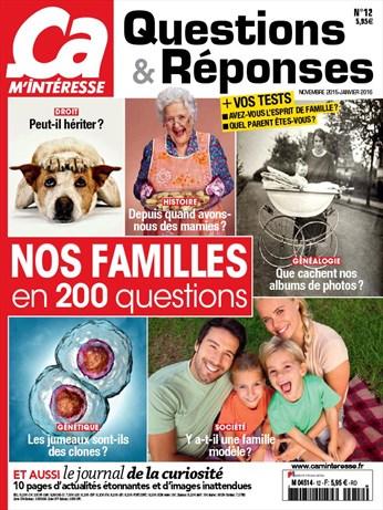 CMQR-familles