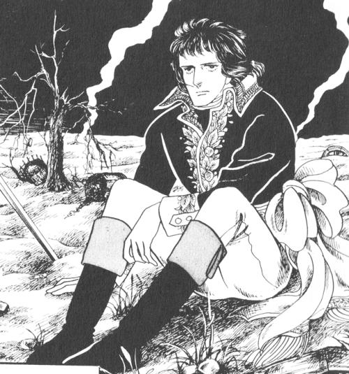 napoléon-manga