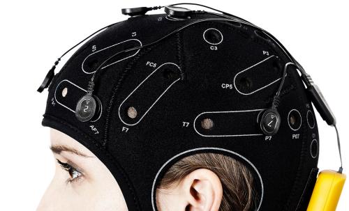 Des startups ont déjà commencé à développer des casques de neurostimulation. ©Neuroeletrics