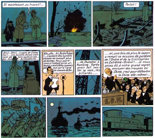 l u2019incident de mukden du 18 septembre 1931  d u00e9clencheur de