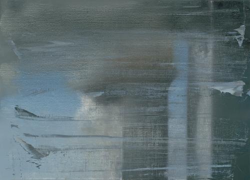 September, de Gerhard Richter (2005), conservé au musée d'Art moderne (MoMA) à New York. © Gerhard Richter 2017 (0030)